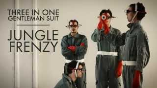 Three in one gentleman suit - Jungle Frenzy