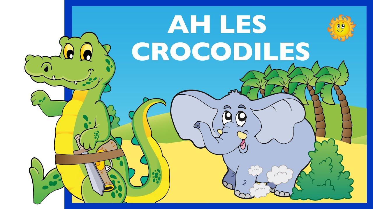 luce ah les crocodiles