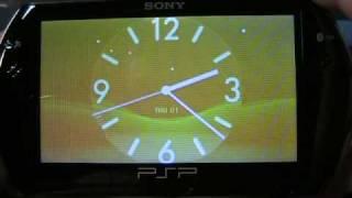 Sony PSP Go unboxing