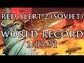 Red Alert 2 (Soviet) - World Record - 1:13:31