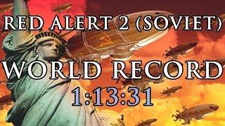 Red Alert 2 (Soviet) - SPEEDRUN - 1:13:31