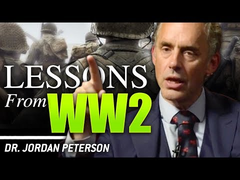 YOU ARE THE NAZI - Jordan Peterson on lessons we learned from WW2 | London Real