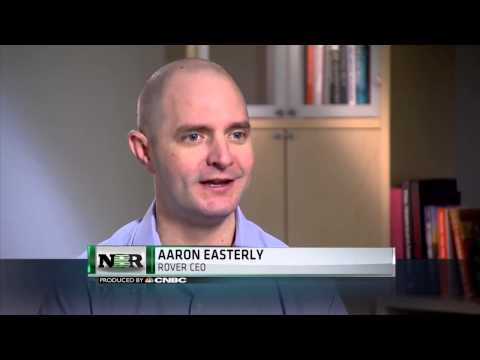 Menlo Ventures mentioned in Rover AirBnB segment on Nightly Business Report