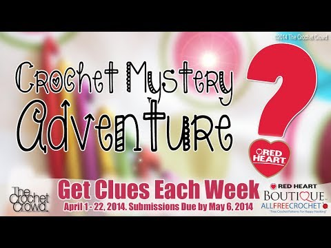 Crochet Mystery Adventure: Week 1