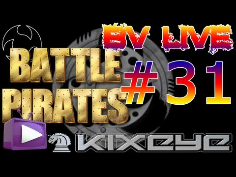 Battle Pirates Live 31 - Aircraft Carriers Maybe Not