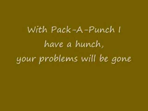 Pack A Punch Song With Lyrics