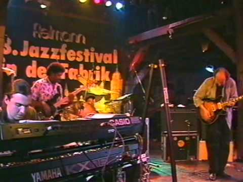 John Scofield Band - Hamburg, Germany, 1988-10-26
