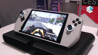 DELL Alienware Concept UFO ITA - Gaming tablet stile Nintendo Switch