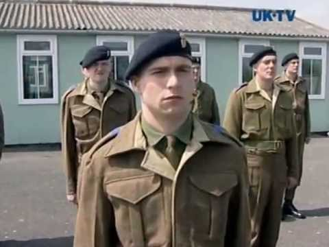 Bad Lads Army S3 E1 Officer Class