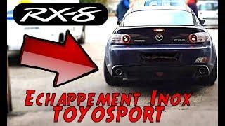 🤘 Ma RX8 fait enfin un son de sportive 😍