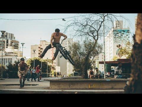 MTB Street: Brazil Callin' - The Rise MTB Videos