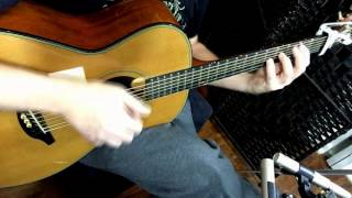 Sam Smith - Writing's On The Wall - Fingerstyle Guitar