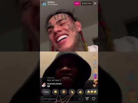 6ix9ine and Tory Lanez Debate who would win in a Fight (Vic Mensa, Kodak Black, Lil Uzi Vert)