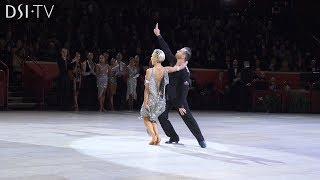Ferdinando Iannaccone & Yulia Musikhina Honour Dance and Professional Announcement! DSI TV