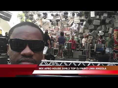 MIX AFRO HOUSE 2016 2 TOP DJ FABIO LIMA ANGOLA