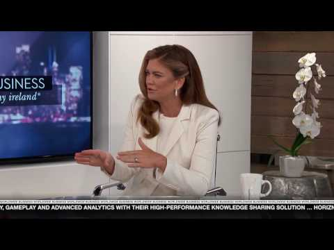 Horizn interview with World Wide Business and Kathy Ireland HD
