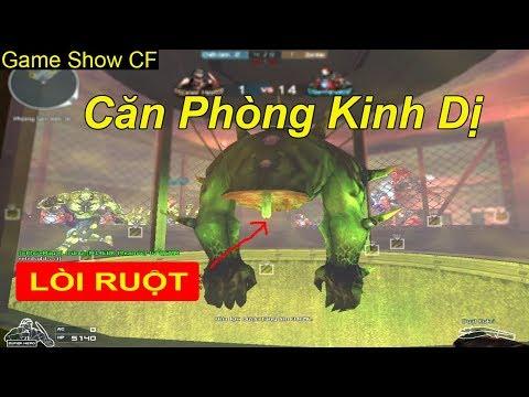 Game Show CF   Trò Chơi Trốn Tìm #43   TQ97