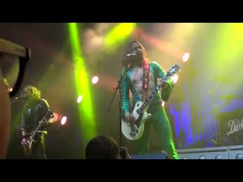 The Darkness Live O2 Academy Newcastle 2017 - Southern Trains