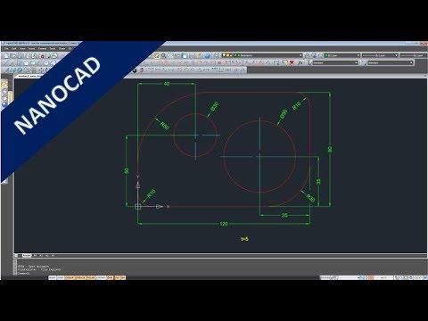 1.3 Kontur 2 – Nanocad Training