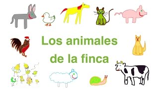 I'm Bilingual! Spanish Vocabulary for Kids LESSON 5 - Farm Animals - Los animales de la finca