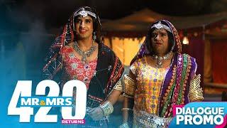 Mr & Mrs 420 Returns || Jassie Gill , Gurpreet Ghuggi , Karamjit Anmol || Film Out on 15th August