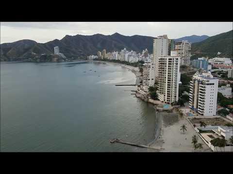 Santa Marta Colombia Penthouse For Rent/Alquiler en Rodadero - Apartamento/Apartment