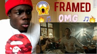 Eminem - Framed REACTION!!!