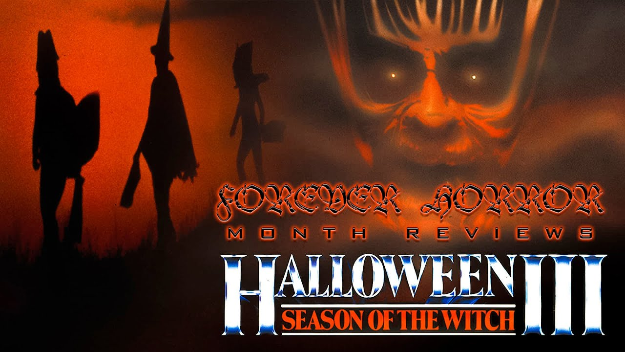 Halloween III: Season of the Witch (1982) - Forever Horror Month ...