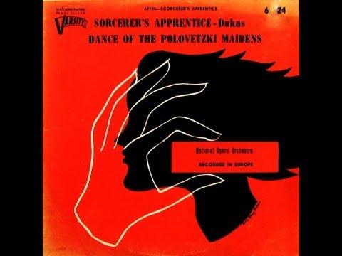 National Opera Orchestra: Sorcerer's Apprentice (Varsity Records)
