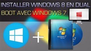 Installer Windows 8 / 8.1 En Dual Boot Avec Windows 7 | Tutorial Commenté De A à Z |★ 2014 ★