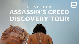 Assassin's Creed Origins Discovery Tour First Look