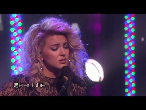 Tori Kelly Performs Hallelujah on The Ellen DeGeneres Show