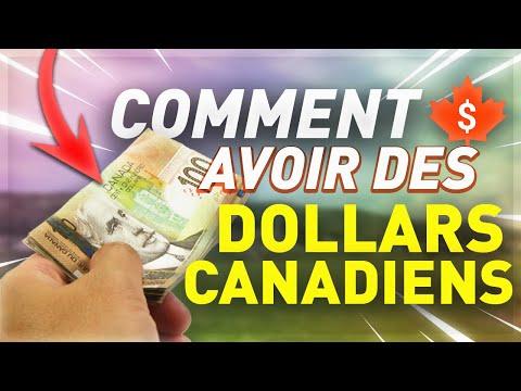 💸 CHANGER SES EUROS EN DOLLARS CANADIENS 💲 - Directionlequebec.com