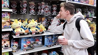 Shopping For Pokemon Toys in Australia!!!