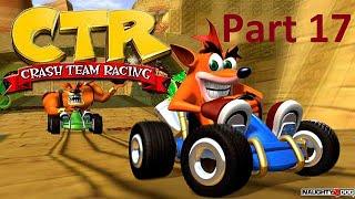 Video Crash Team Racing: 101% Walkthrough Part 17 - Cortex Castle Trophy download MP3, 3GP, MP4, WEBM, AVI, FLV Oktober 2018