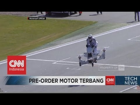 Motor Terbang Anti Macet Siap Order - Drone + Motor - Tech News