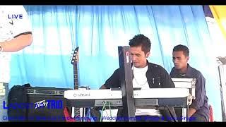 LADOSTAR TRIO (Live) - Cinta Gila 1/2 Mate ,Cipt.Fendy Manurung