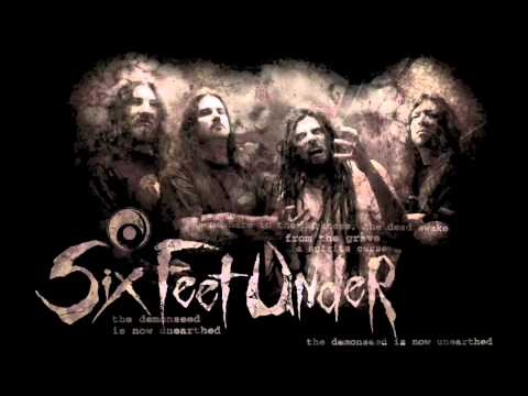 Six Feet Under - Pirahna (Exodus cover) - Awesome.
