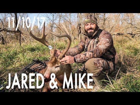 New Farm, First Buck- Jared & Mike