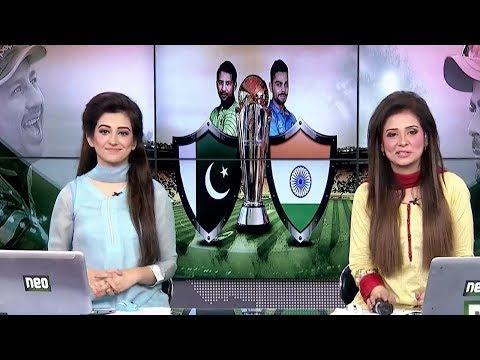 Match Stop Due to Rain | India Vs Pakistan Champions Trophy 2017
