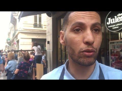 AFP: Explosion à Lyon: un témoin raconte
