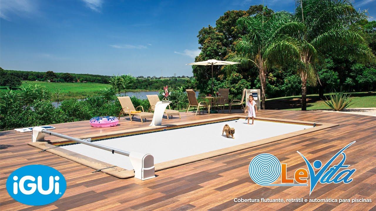 Igui a sua piscina levita cobertura flutuante for Piscina para tortugas