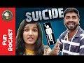 Suicide Kannada Funny Short Film   Fun Rocket Episode 16   Kannada Comedy Videos   Neer Dose
