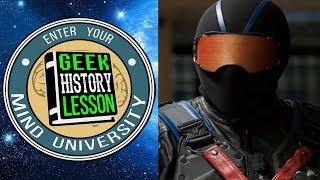 HISTORY OF VIGILANTE (Arrow Season 6) - Geek History Lesson