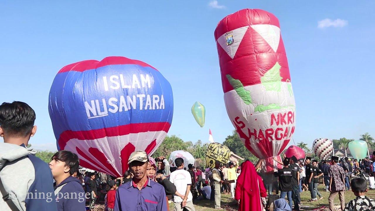 Event festival balon udara I balon udara TERCANTIK ada di Sini
