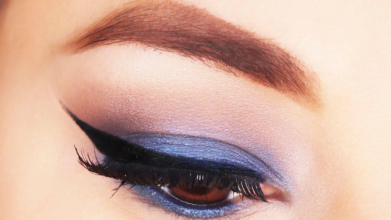 como resaltar los ojos oscuros o claros con maquillaje youtube
