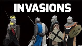 Dark Souls 3: caster Invasions (Pyro, Miracles & Sorcery)