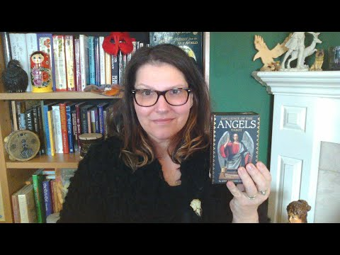 Influence Of The Angels Tarot - Flip Through | Thank You, Patsy!