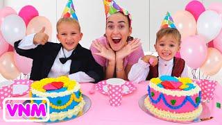 Vlad & sinh nhật của Mẹ bất ngờ và kẹo
