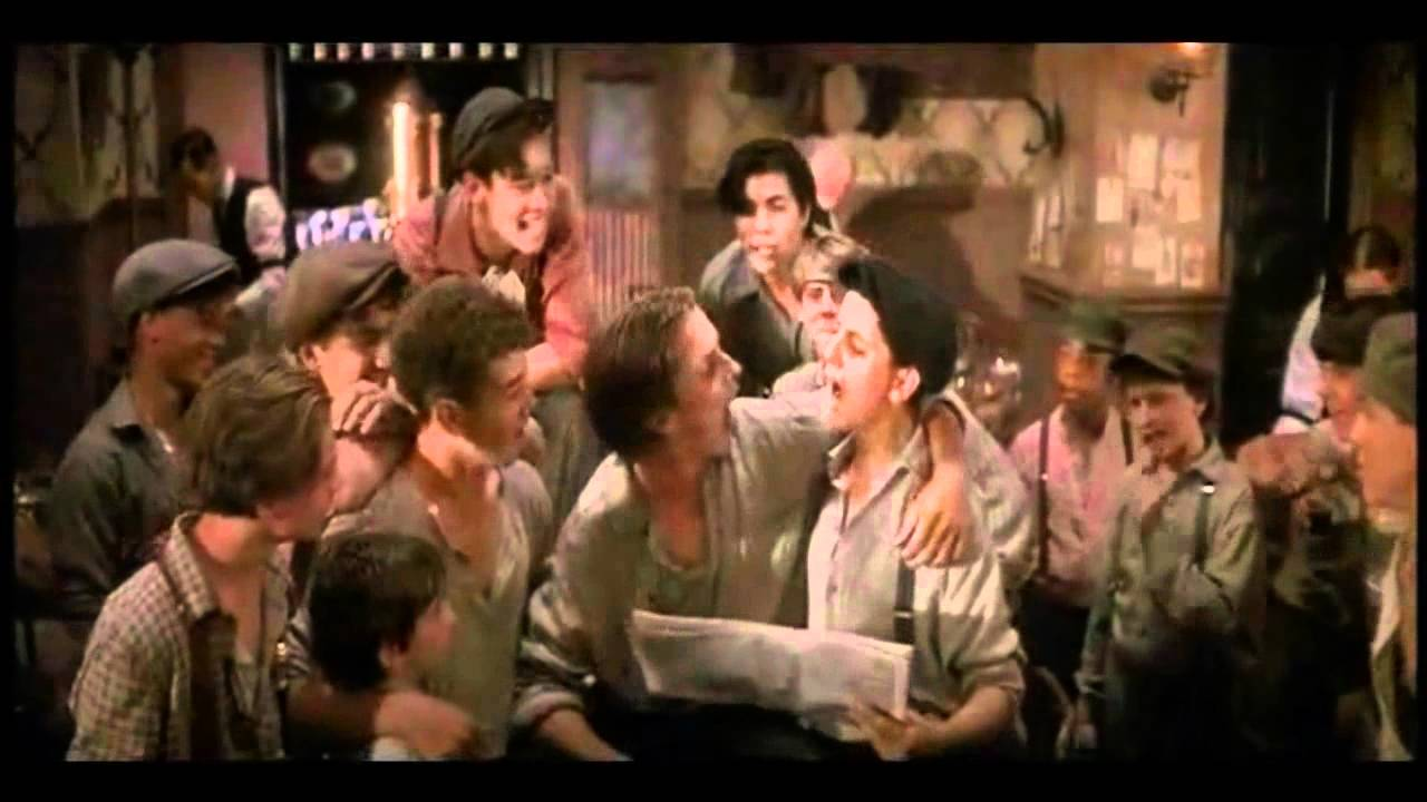 How to Approach a Defense of 'Newsies,' The Biggest Disney